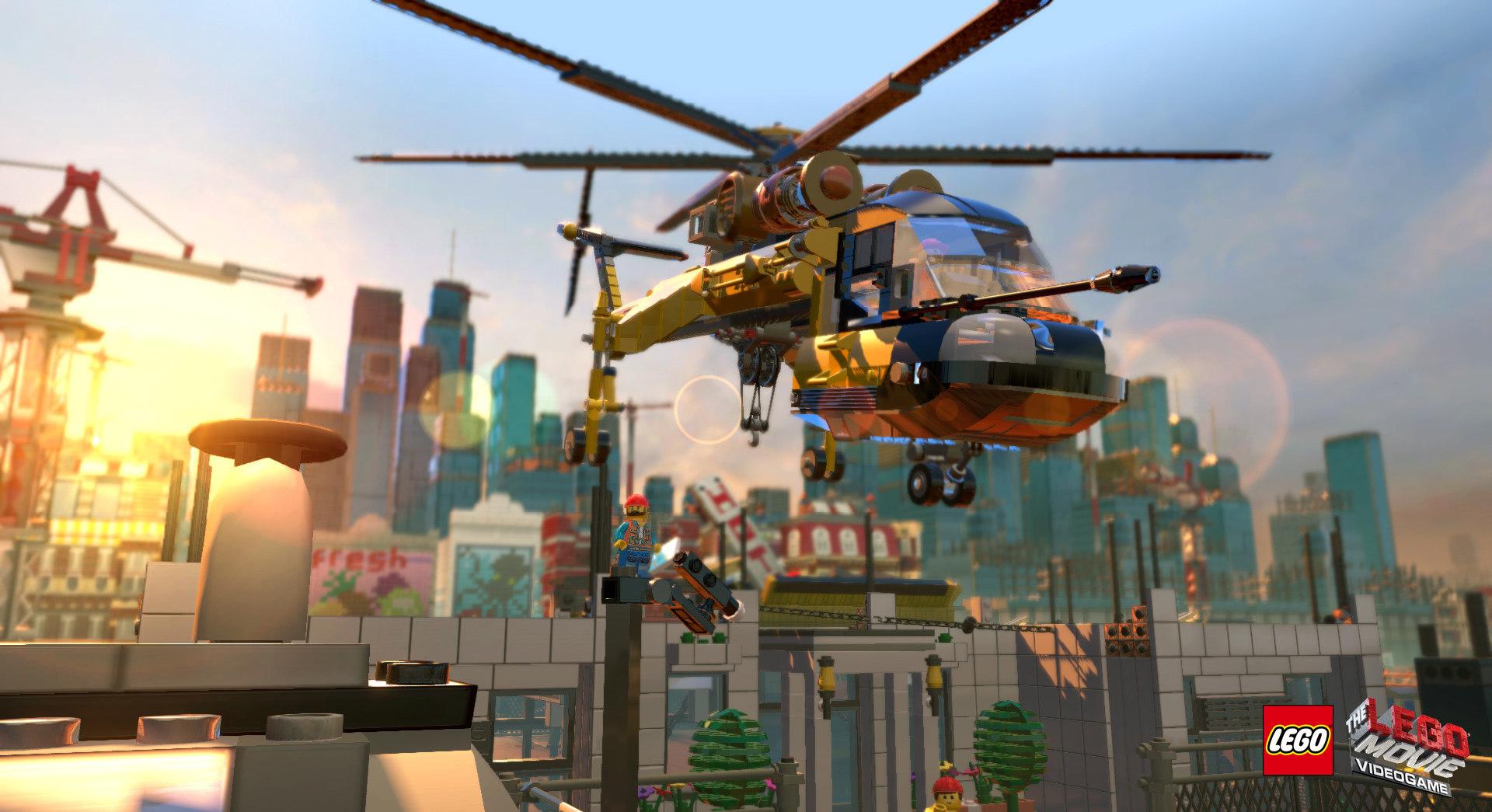 The LEGO Movie Videogame LegoVideoGame_30675_screen