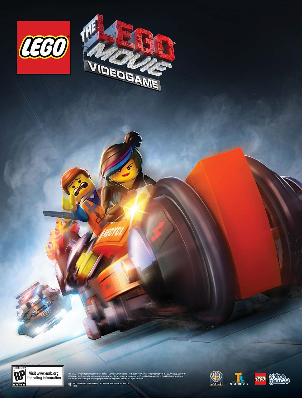 The LEGO Movie Videogame Game-poster