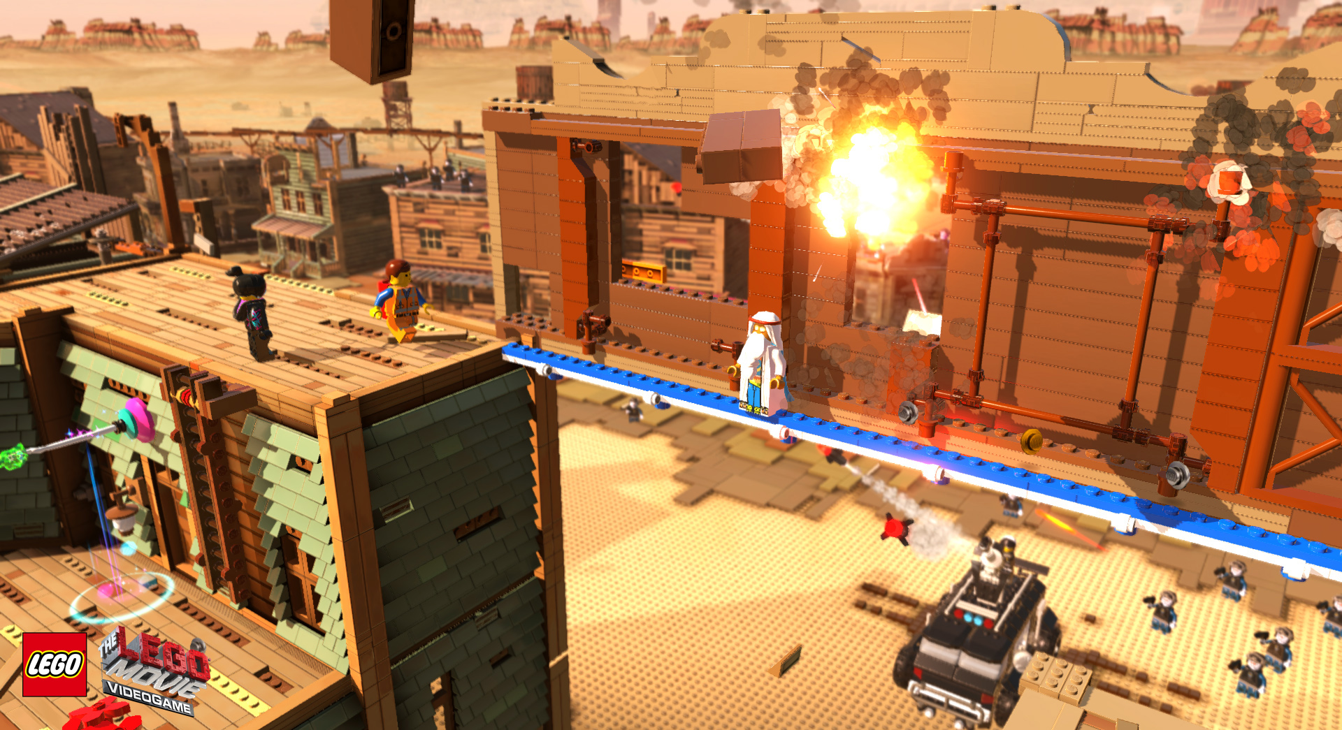The LEGO Movie Videogame Tlm_bricksburg22