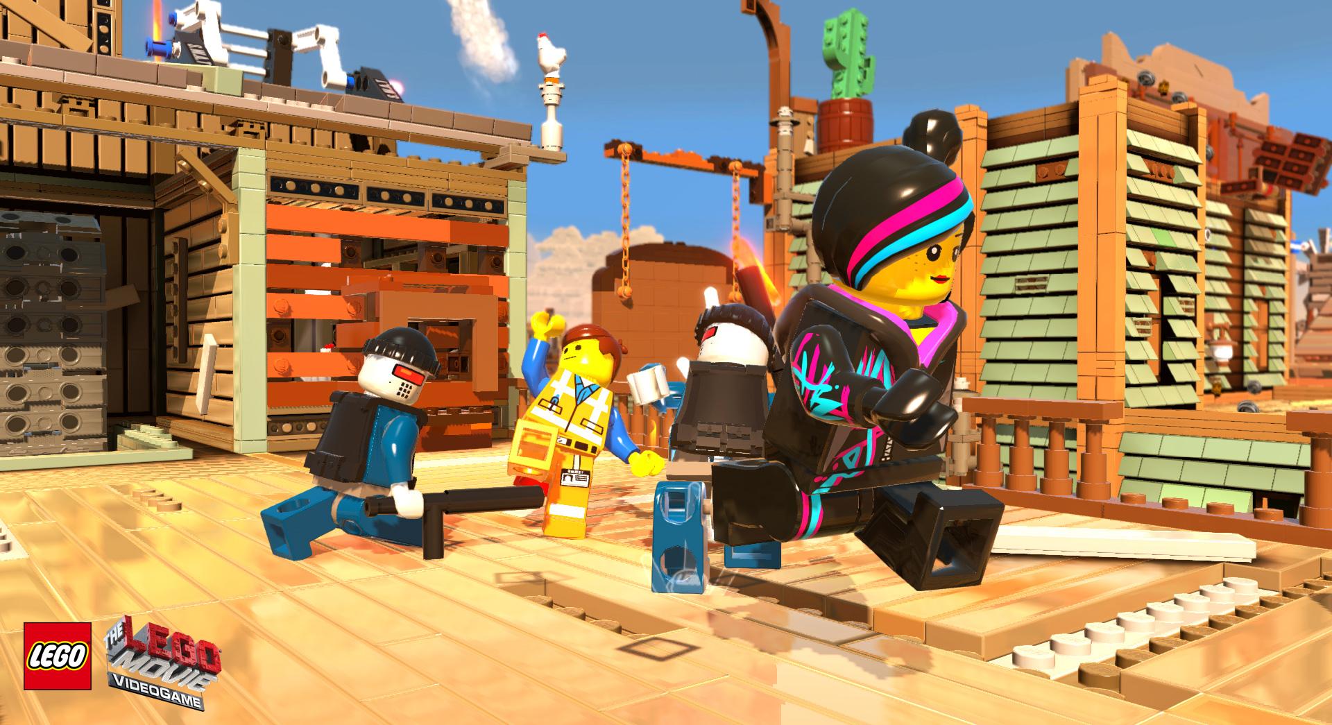 The LEGO Movie Videogame Tlm_bricksburg25